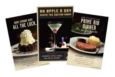 Restaurant promotions poster | Restaurant ideas | Pinterest ...