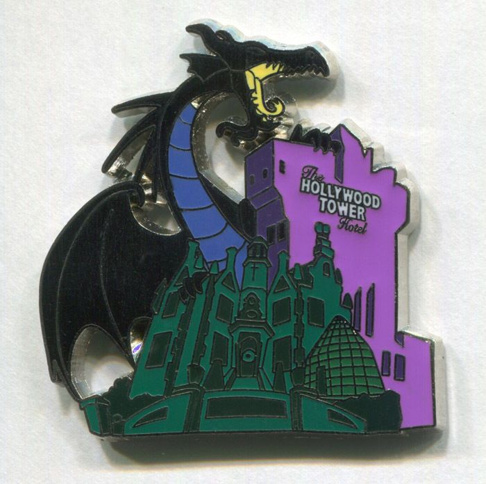 Storybook Night Mystery Collection Maleficent At Haunted Mansion Disney WDW