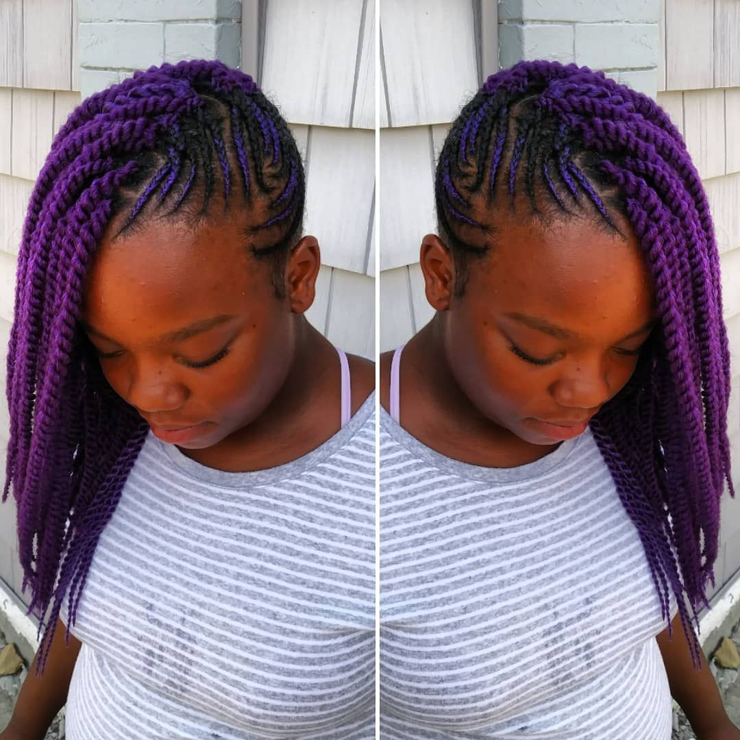 Cutest Hairstyles for Little Black Girls. little girls ...