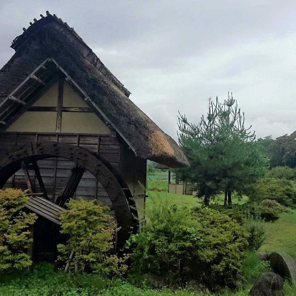 Rural scene of Yamanashi