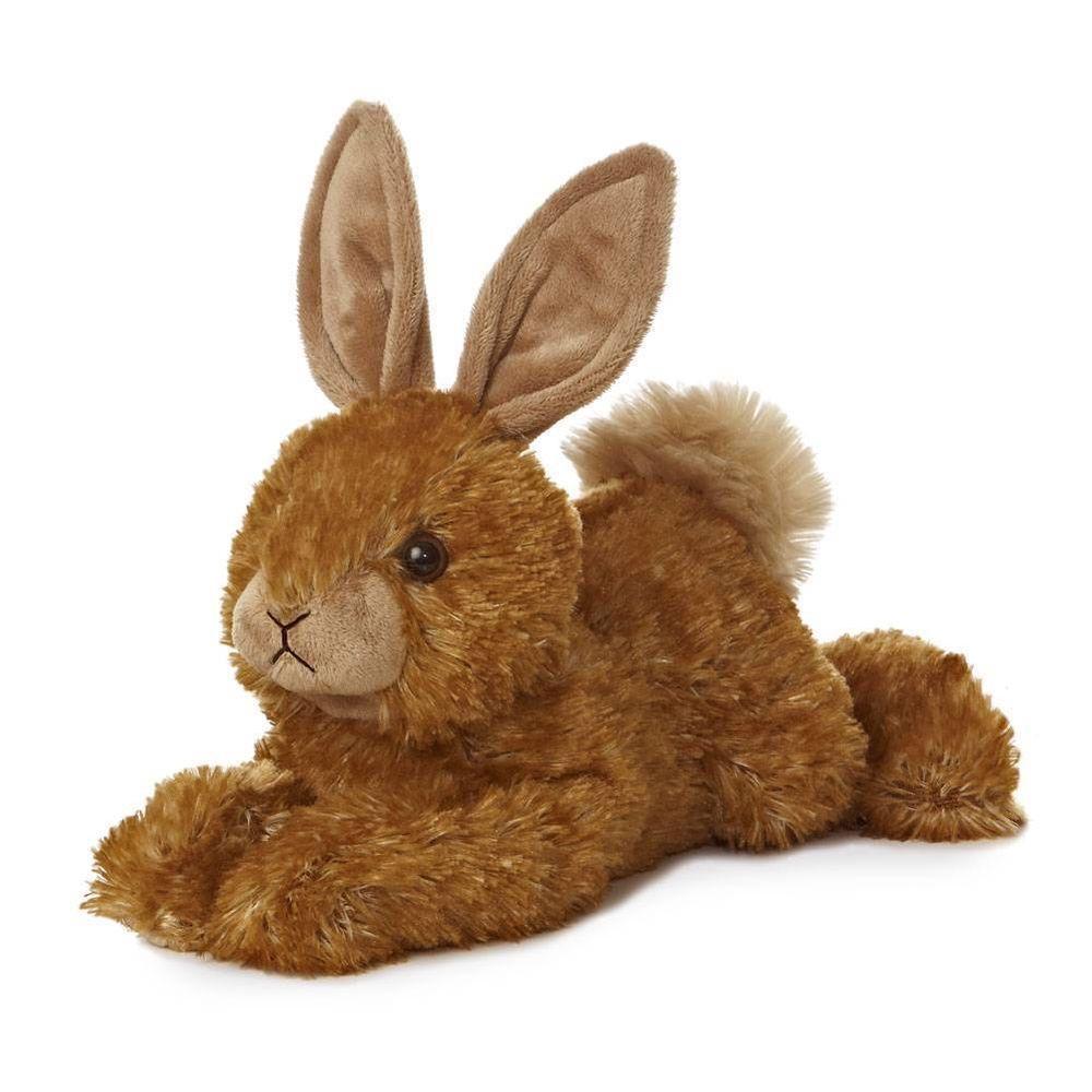 12 Aurora Plush Brown Rabbit Easter Bunny Flopsie Stuffed Animal Toy 31528 Aurora Eastergift Plush Stuffed Animals Bunny Stuffed Animals Pet Toys [ 1000 x 1000 Pixel ]