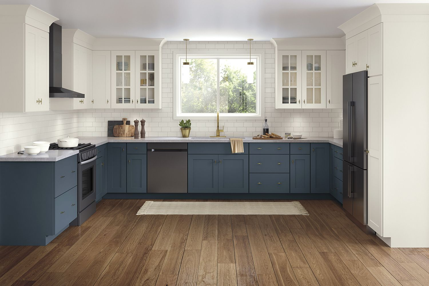 Color Trends for 2020 to Make Kitchens, Bathrooms Pop