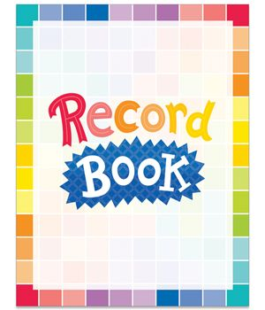 This Painted Palette Record Book Will Keep You Organized And