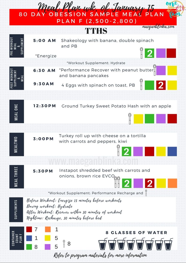 30 day shred meal plan pdf - Lokas australianuniversities co