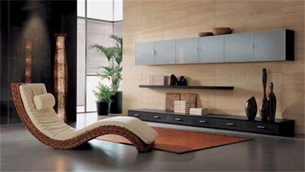 Minimalist Interior Designs Bedroom
