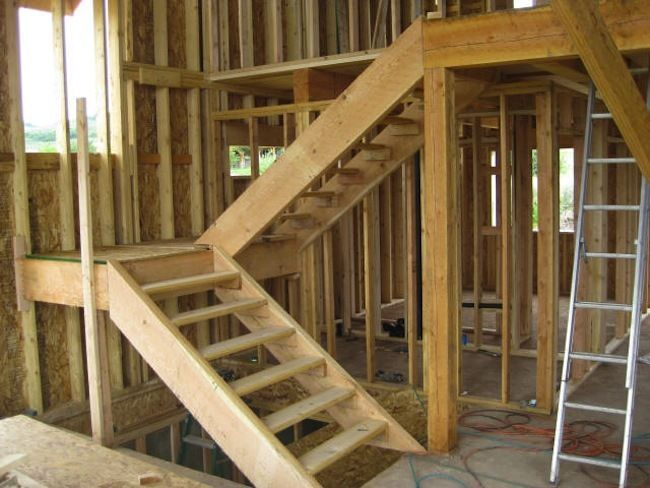 How To Build Stairs Building Stairs Loft Stairs House