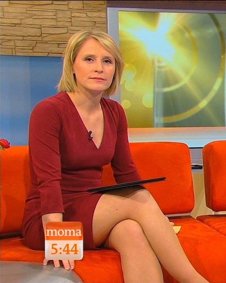 Susan Link  Fernsehfrauen in Pantyhose  Blondinen und Blumen
