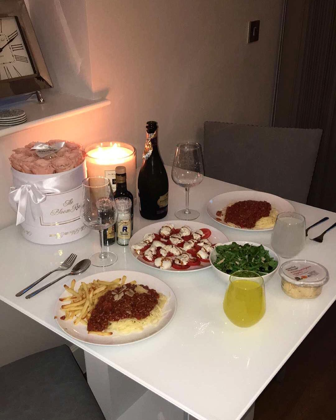 Pin by zalma on food with images romantic valentines