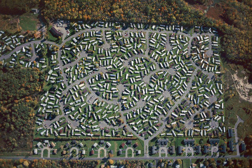 : Arid Lands : Portfolio, Alex MacLean   Aerial