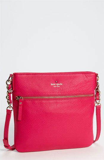 Kate Spade New York Cobble Hill Ellen Leather Crossbody Bag Available At Nordstrom