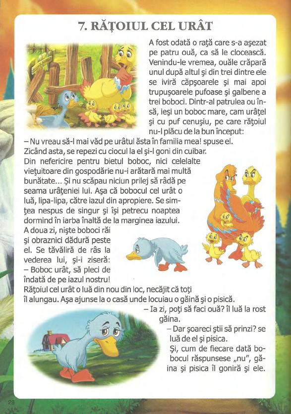 Copii pdf pentru povesti