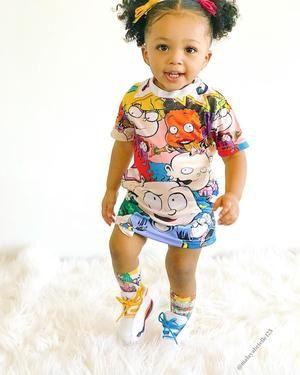 Rugrats Play Dress