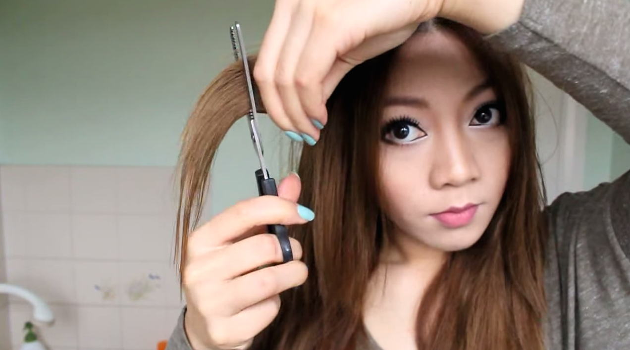 8 YouTube tutorials that make cutting your own hair look super easy ...