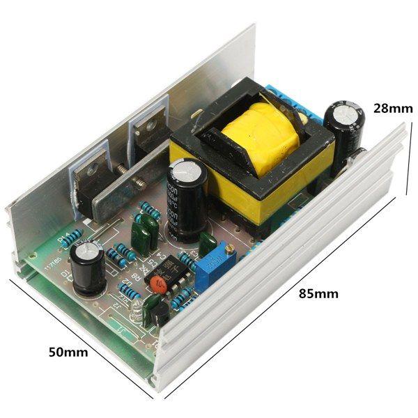 DC 12V 24 to DC 200-450V 70W High Voltage Converter Boost StepUp Power Supply P^