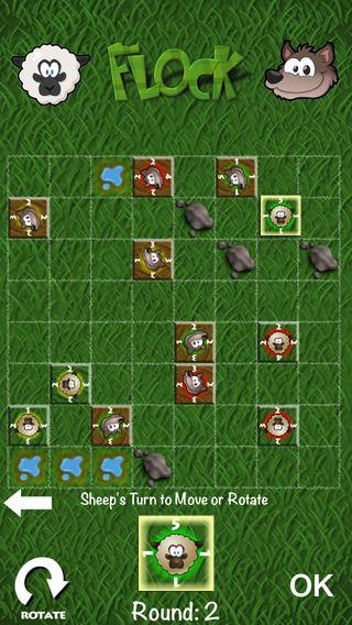 Flock The Tile Flipping Game by Skyler Lauren Games