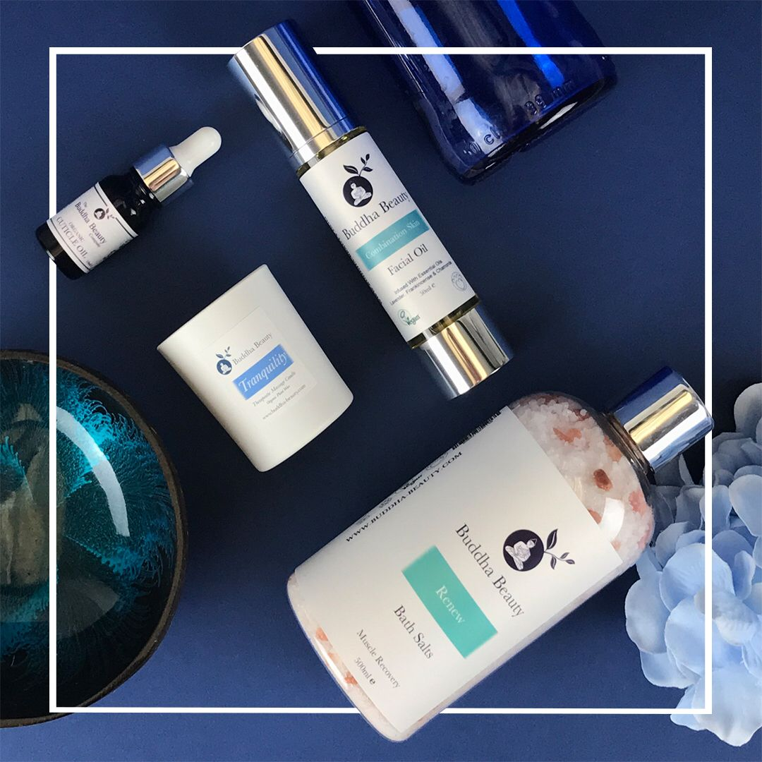 Vegan and cruelty free skincare products made with the