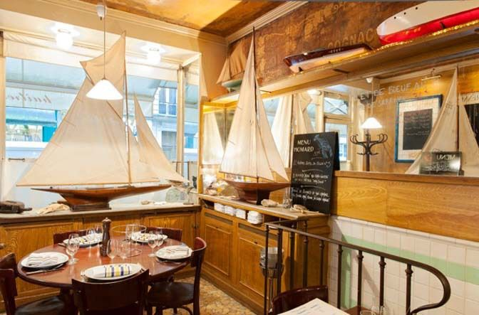 A classic favorite for oysters in Paris: Restaurant L'Écailler du Bistrot, 22, rue Paul Bert Paris 75011. Craving : Seafood and shellfish. The extras : Take-away, Late night hunger, Terrac...