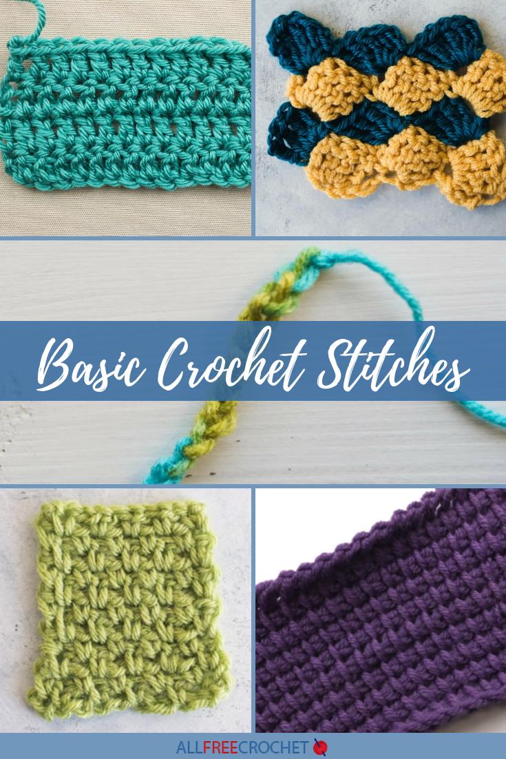 Pin On Beginner Crochet Tutorials