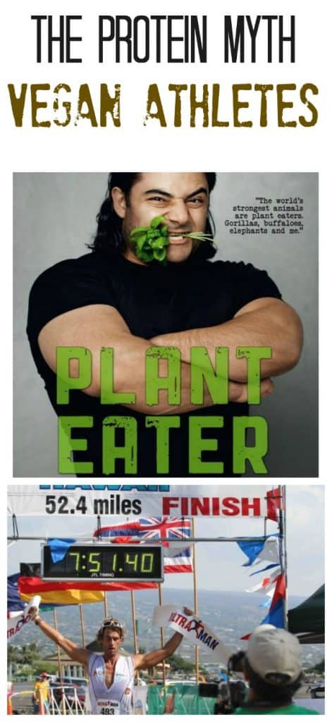 The Protein Myth Vegan Athletes Eatplant Based Com Athlete Meal Plan Plant Based Meal Planning Plant Based Diet Recipes