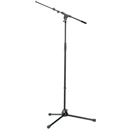 K M Microphone Stand Microphone Stands Microphone Cable Holder