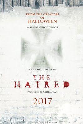 Terror En El Cine The Hatred Trailer 2017 Peliculas De Terror Afiche De Cine Pelicula De Terror