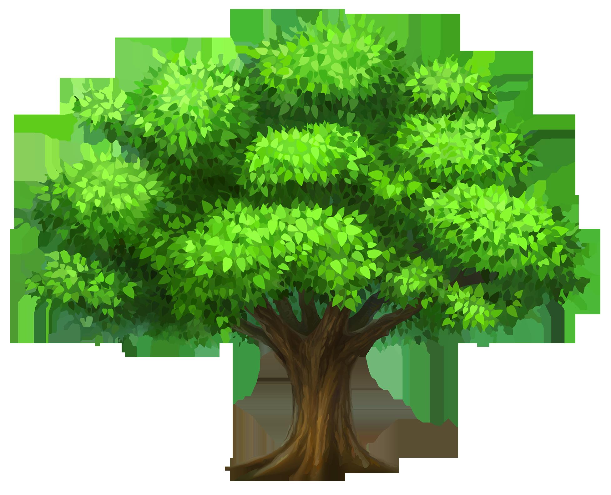 Tree Hugger Clipart Family