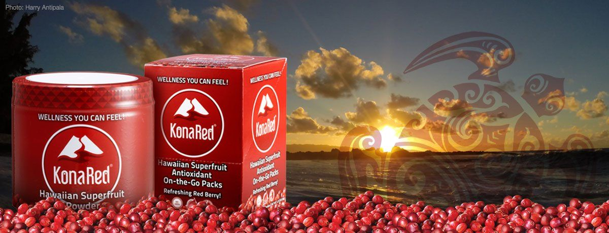 KonaRed - Coffee Fruit - Powerful Antioxidant Fruit Juices, Products...found at Fresh Market