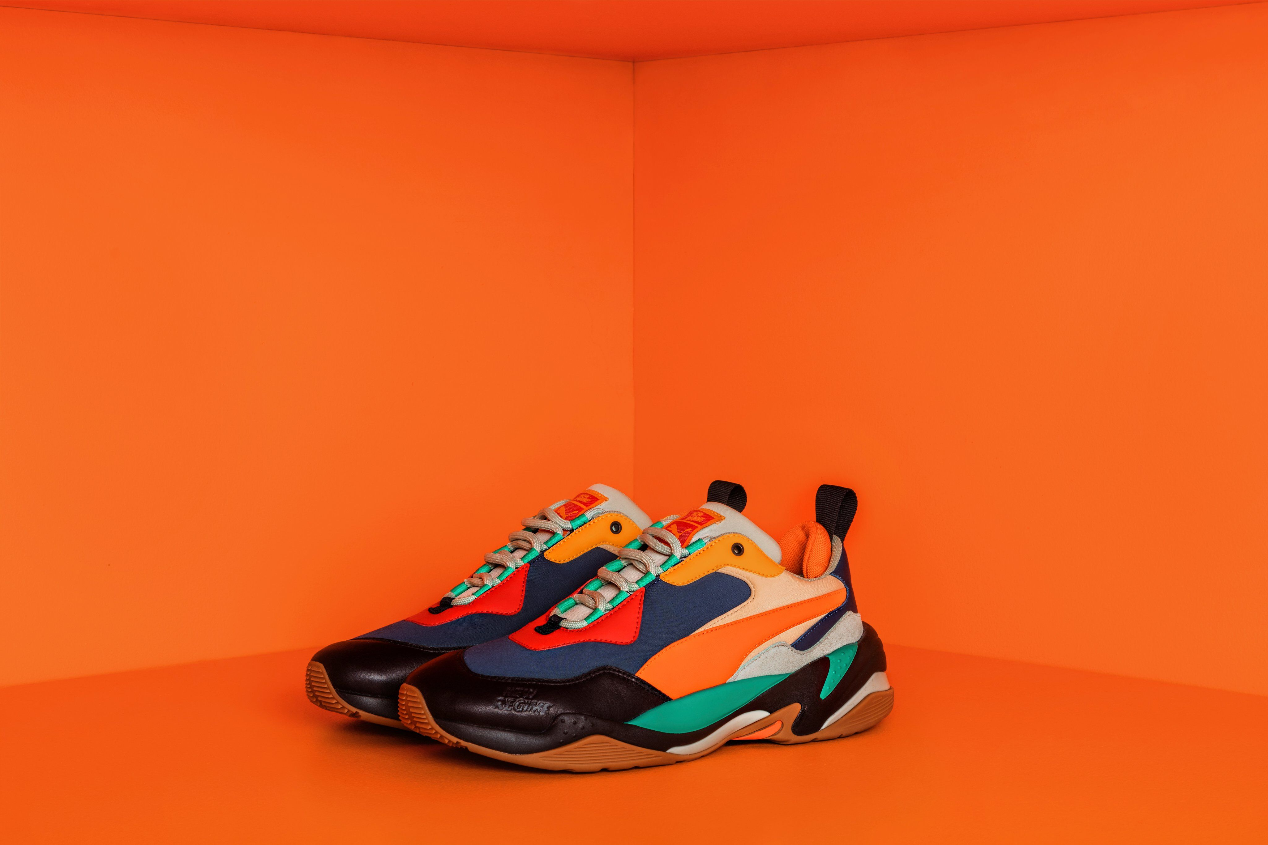 ea0a70ac53e5 First look at the Thunder ANR. Puma x Atelier New Regime A W  18 ...