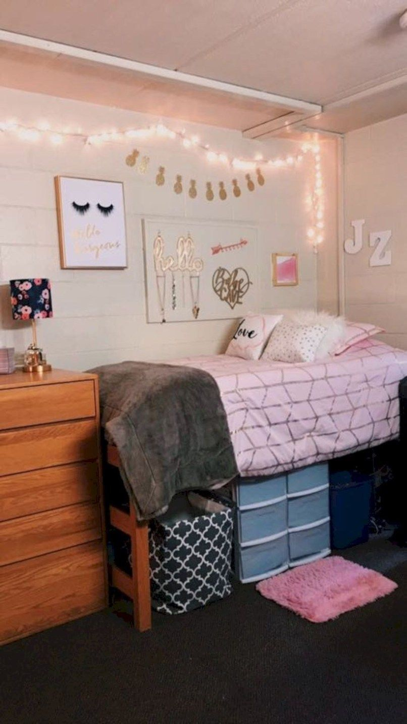 56 Unique Dorm Room Ideas That You Need to Copy images
