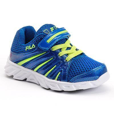 FILA® Swyft Running Shoes - Toddler