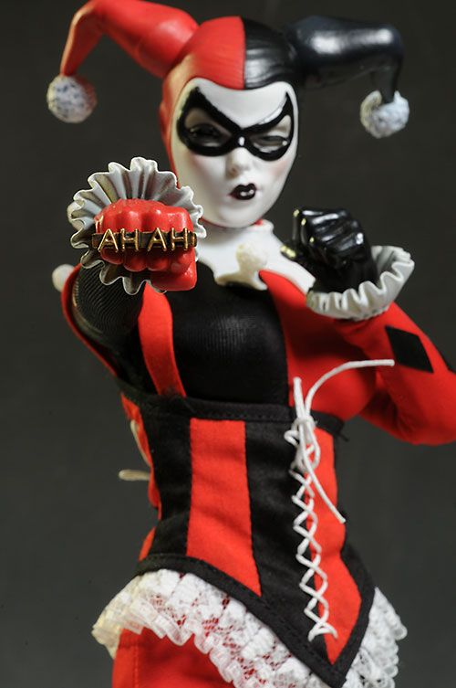 dc harley quinn exclusive sixth scale action figure sideshow collectibles sideshow and harley. Black Bedroom Furniture Sets. Home Design Ideas