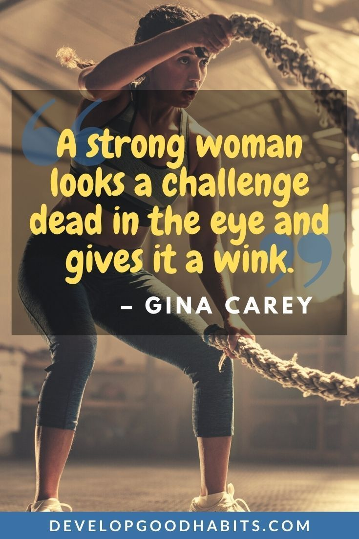 Quotes to Inspire Strong Women