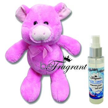 Cuddle PIG & Spray #beFragrant #PinOfTheWeek #BodySafe #KidzZone