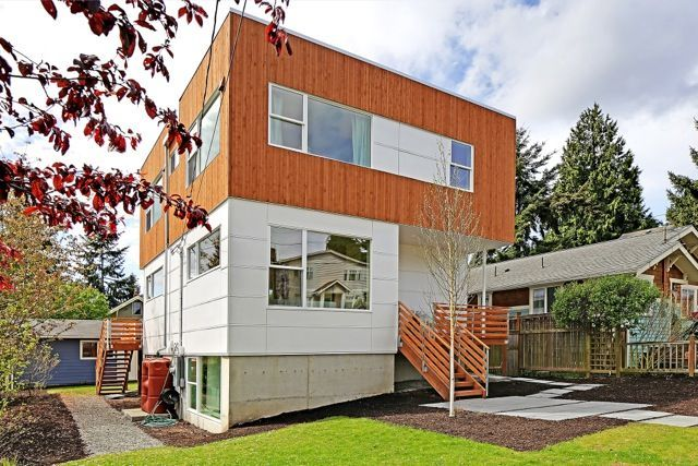 Perfect Only 29 Hours Were Required To Install This U201coff The Shelfu201d Seattle Prefab  Home That Packs A Plethora Of ...