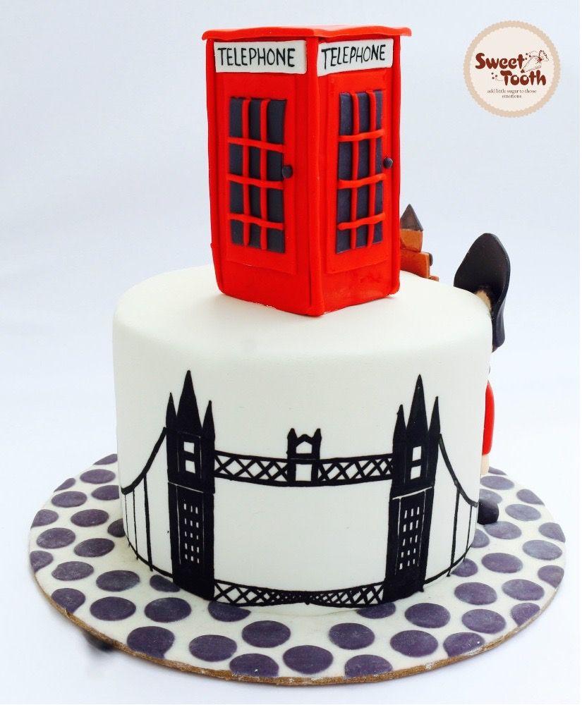 cake london bridge