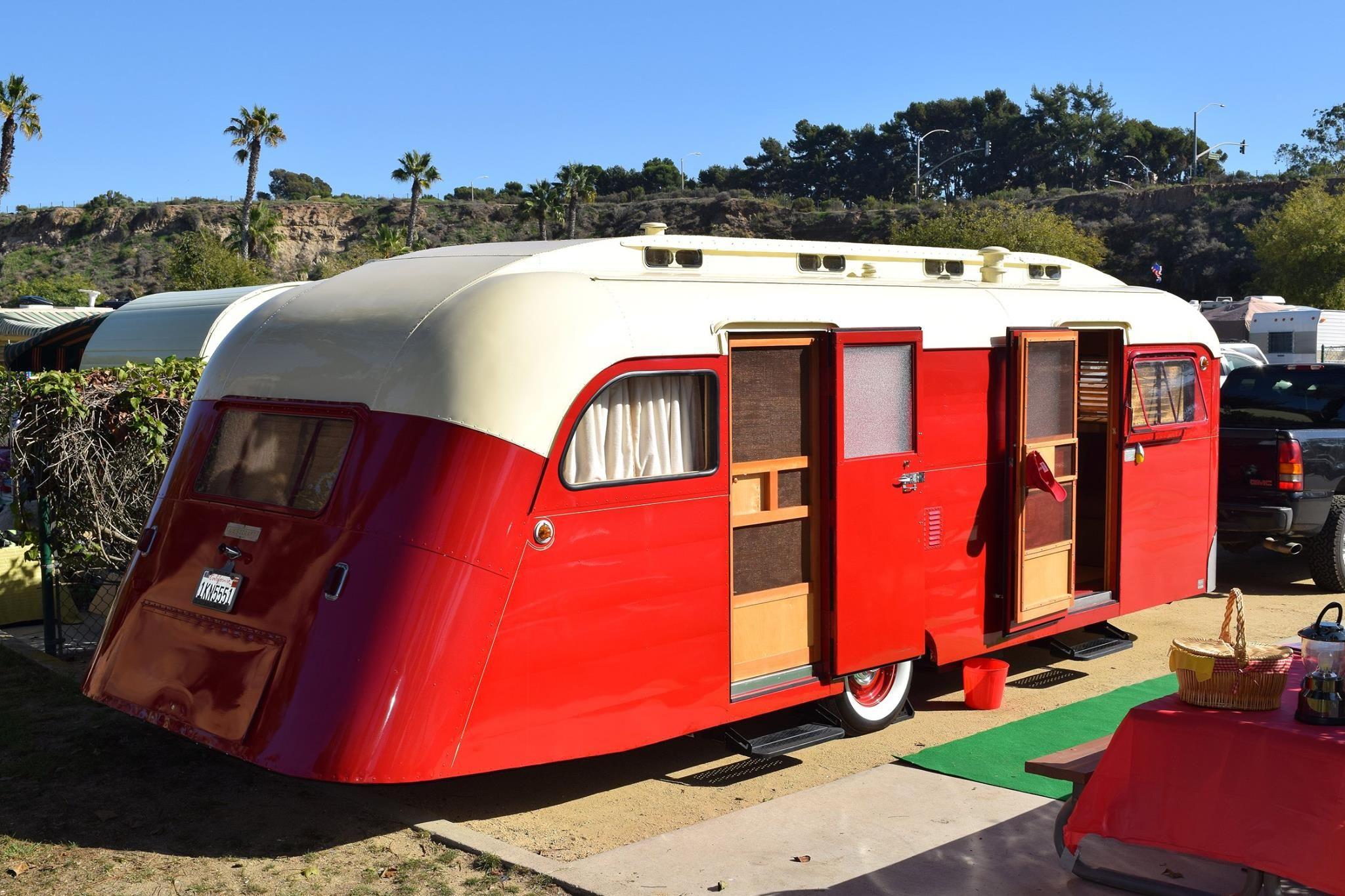1948 westwood trolley top or lantern top caravanes pinterest caravane. Black Bedroom Furniture Sets. Home Design Ideas