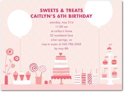 A Super Sweet Party From A Tiny Prints Fan Dessert Party And