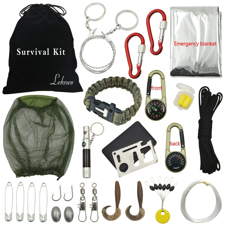 Leknes Outdoor Survival Kit
