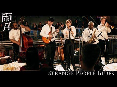 Nadine Germann Ugetsu Zebra Strange People Blues live im Kesselhaus Münchens - YouTube