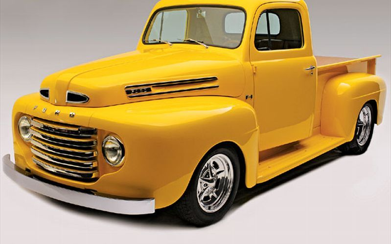 Lowered 1949 Ford F100 Google Search 1949 F100 Ideas