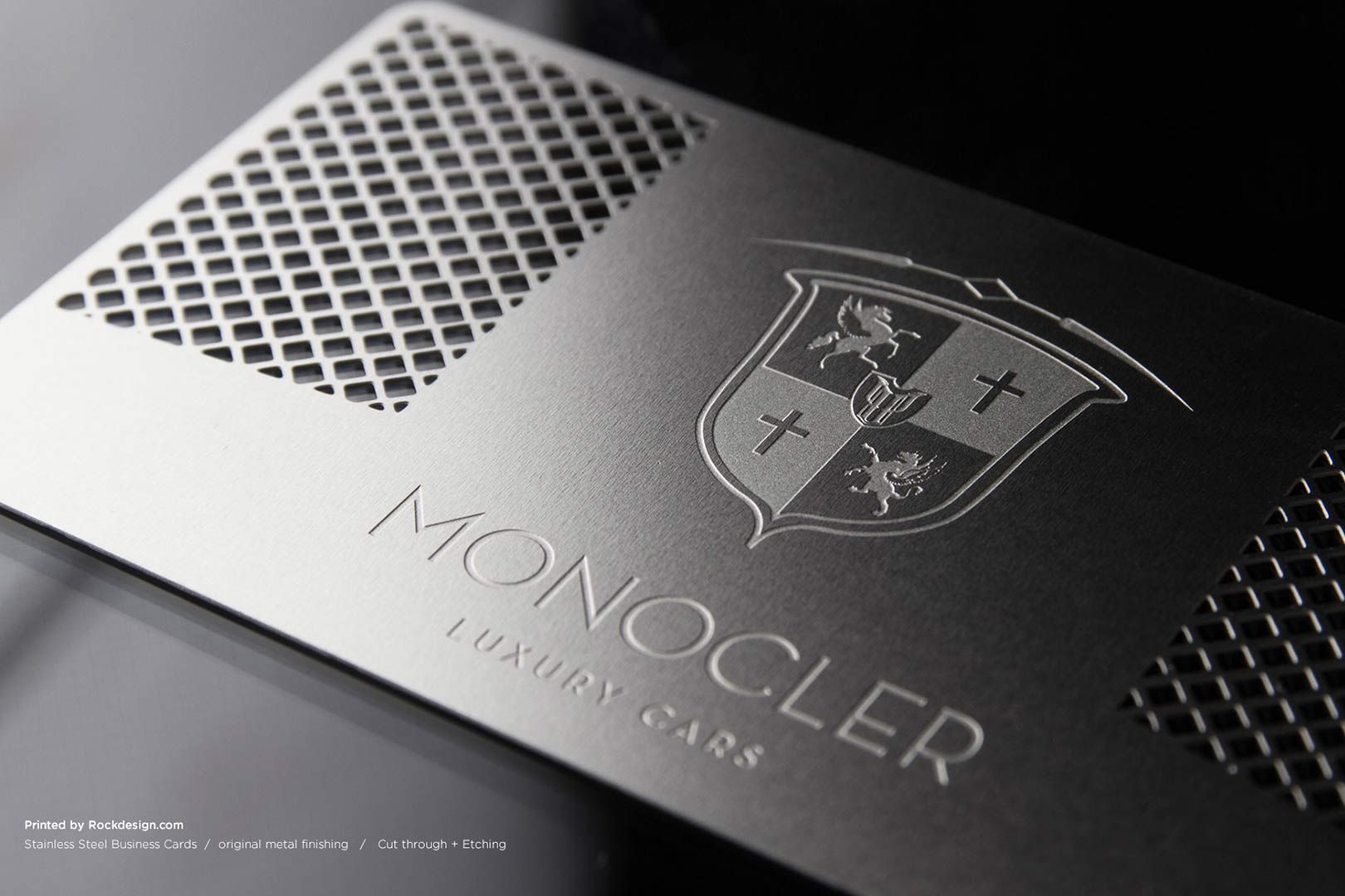 Metal Business Cards Printing Business Cards Steel Cards