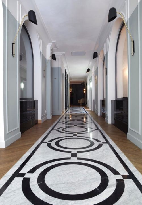 Capture decran 2015 07 01 a 17 38 09 jpg home interior flooring pinterest corridor lobbies and interiors