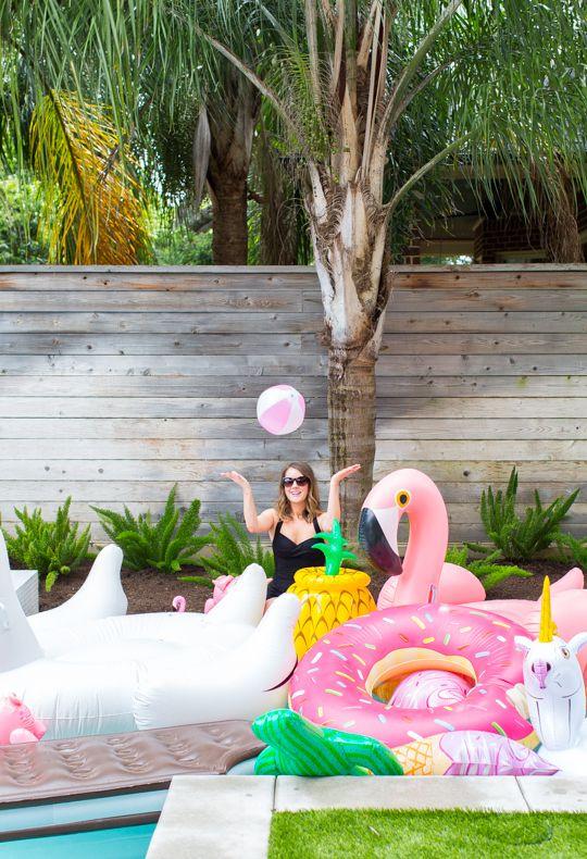 behind the scenes 7 30 summer pool floats kid pool. Black Bedroom Furniture Sets. Home Design Ideas