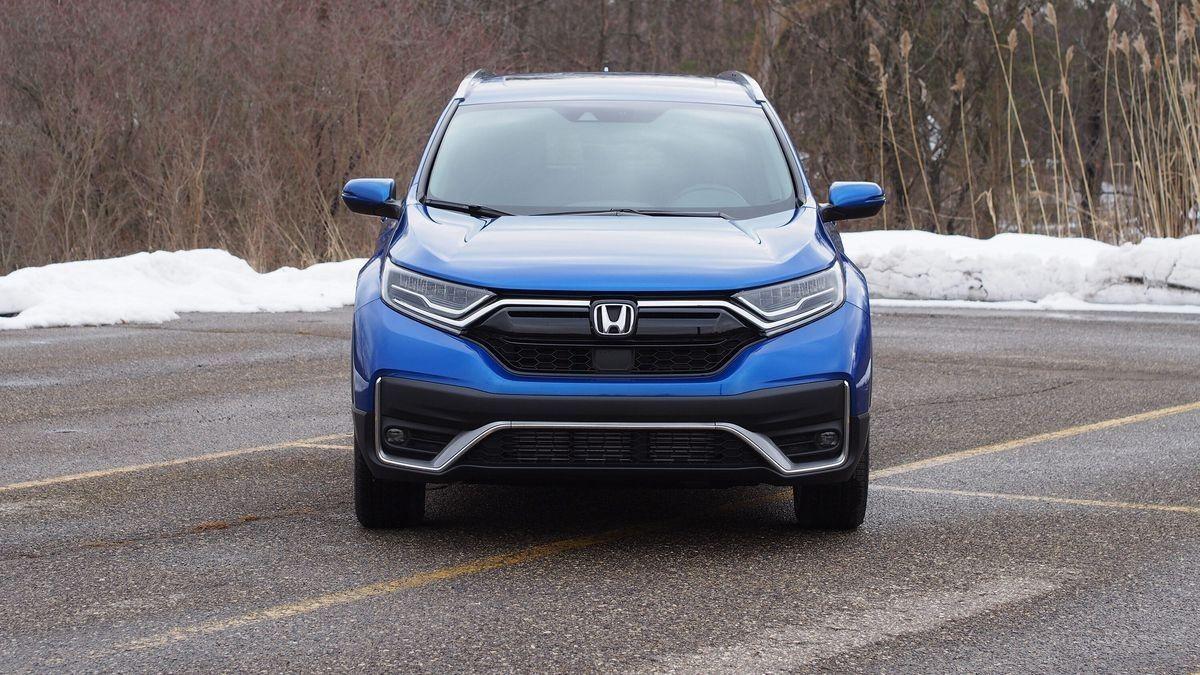 Honda Crv 2020 New Engine di 2020