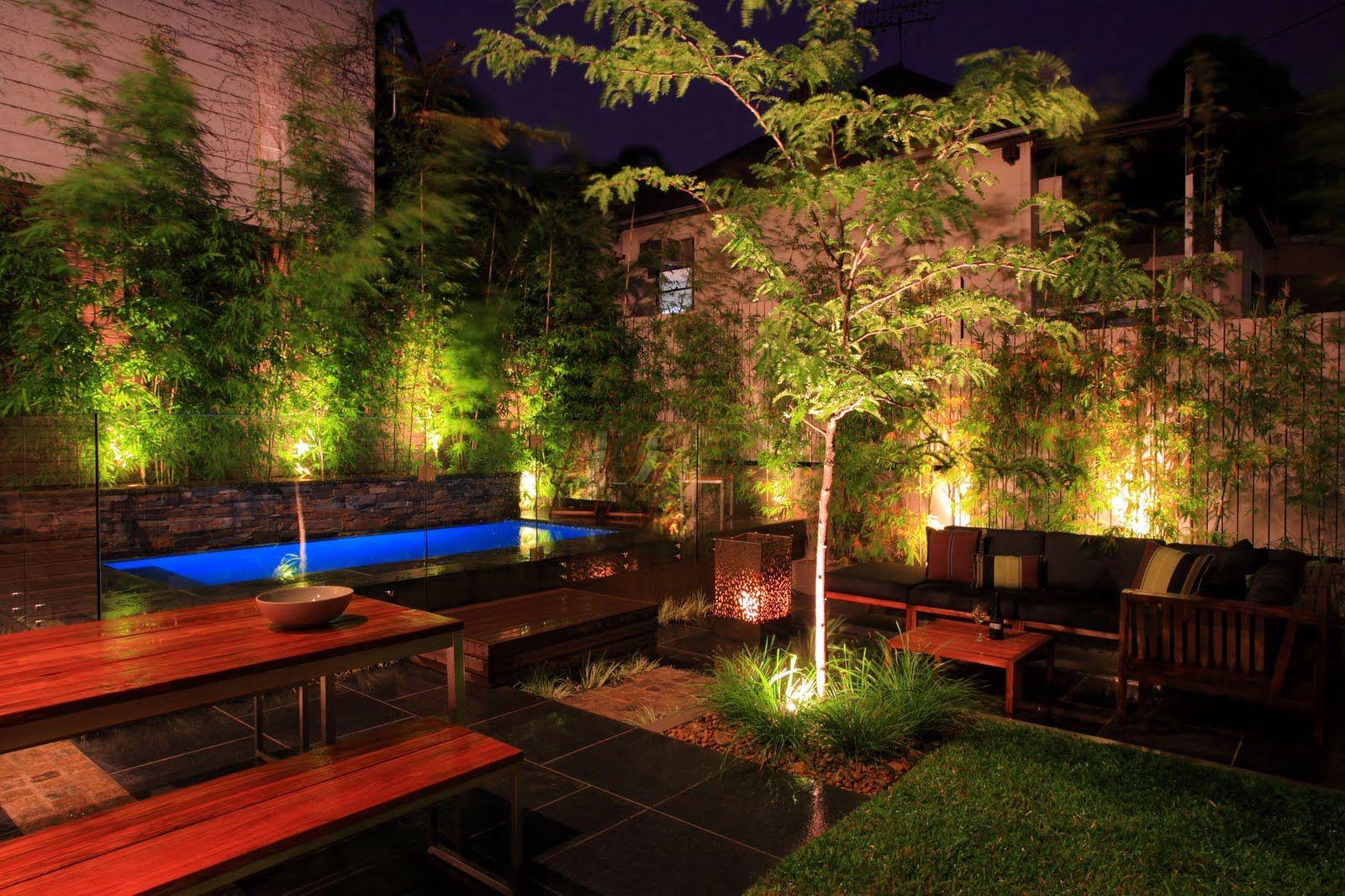 Garden Lighting Ideas Outdoor Garden X 1066 330 Kb Jpeg X
