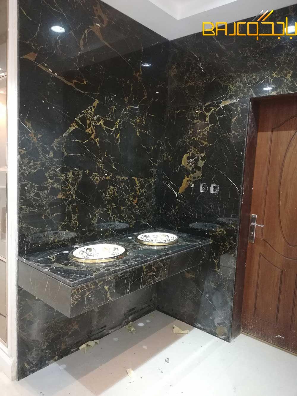 مغاسل رخام بورتو Marble Bathtub Bathroom