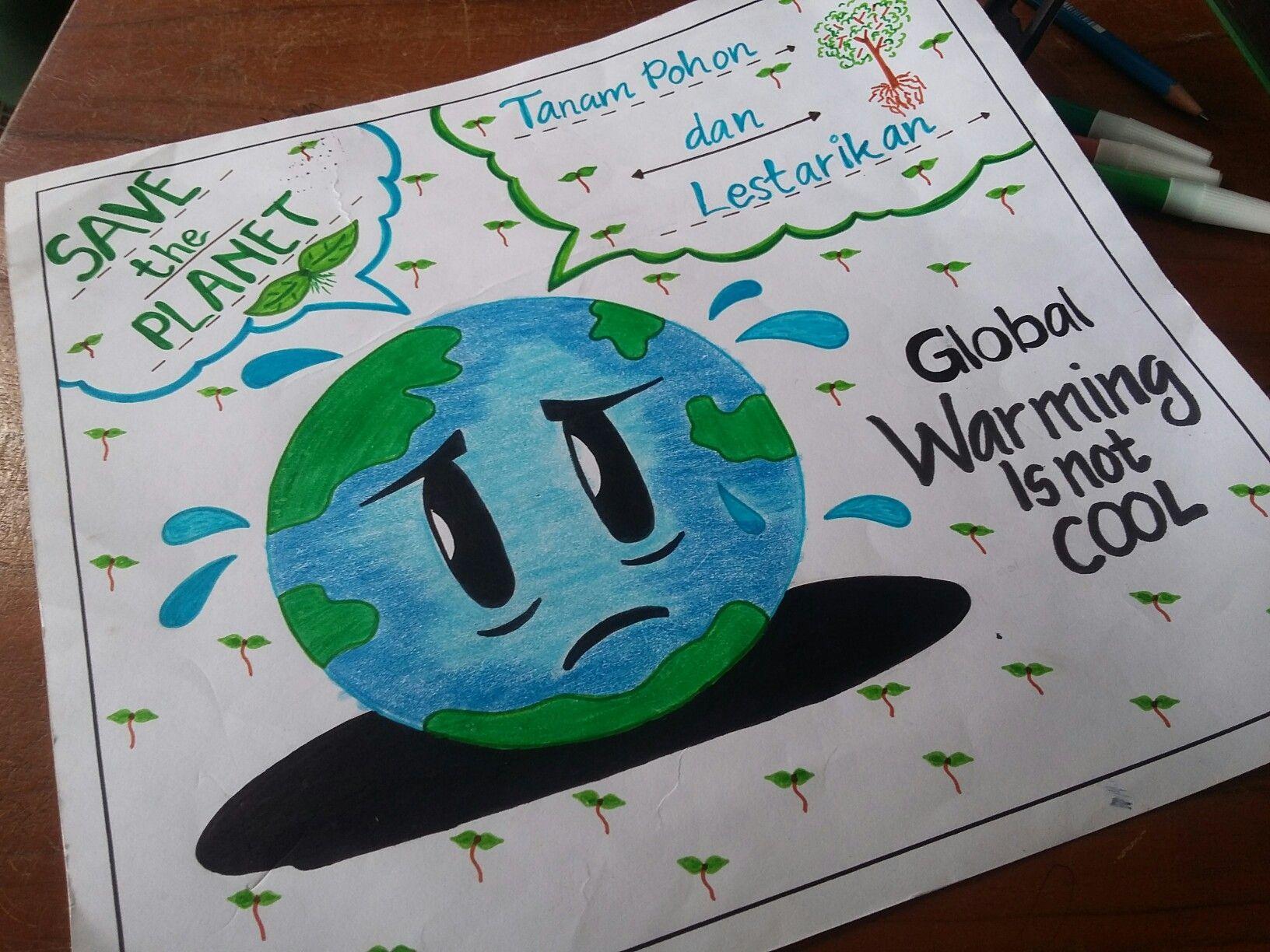 Pin Oleh Neelam Pirbhai Di Amanda Ferec Illustration Di 2020 Pendidikan Seni Pemanasan Global Lingkungan Hidup