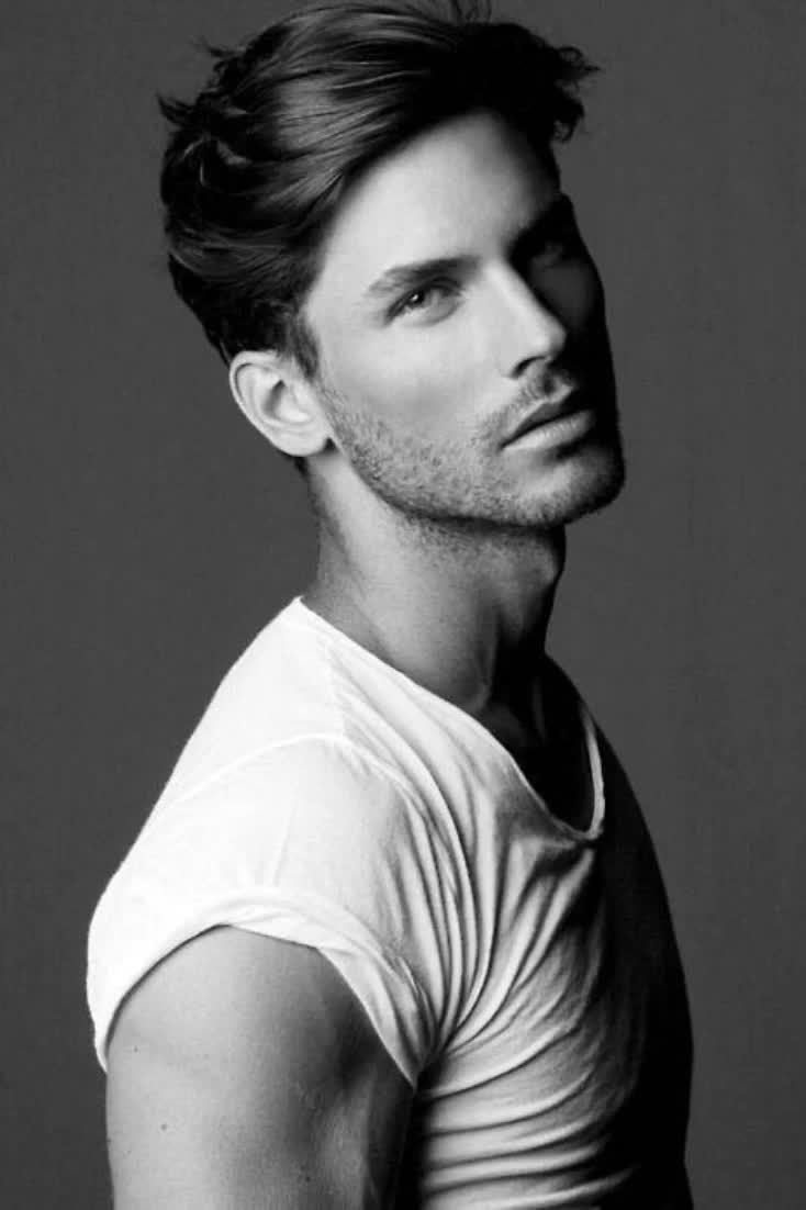 Photo of 75 Men's Medium Hairstyles For Thick Hair – Manly Cut Ideas