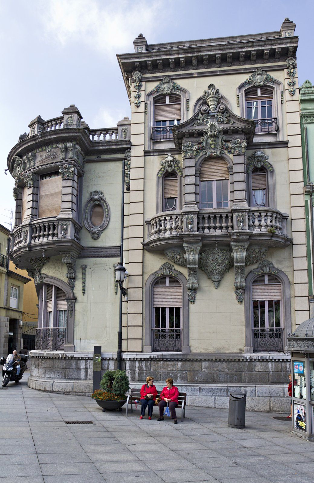 Palacio Balsera, Avilés, Asturias, España