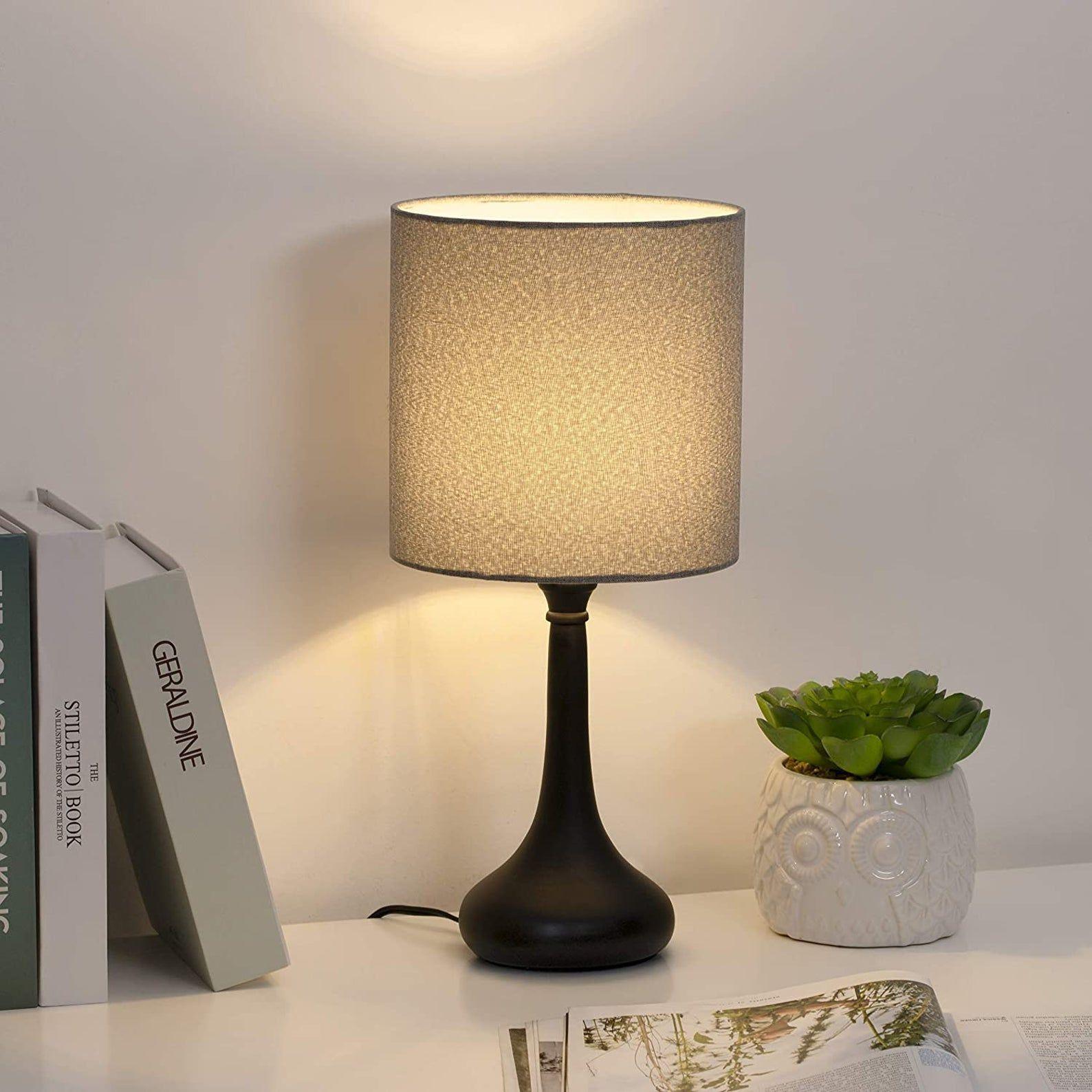 Small Table Lamps Vintage Bedside Nightstand Lamps Set Of 2 Etsy Vintage Table Lamp Small Table Lamp Vintage Bedside